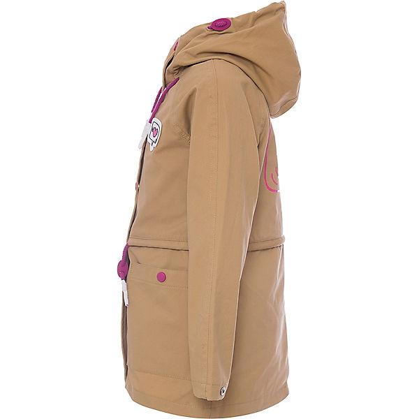 Куртка-парка BOOM by Orby для девочки