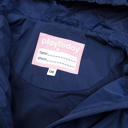 Ветровка PlayToday - темно-синий от PlayToday