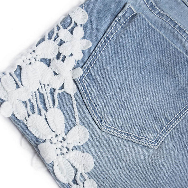 Шорты джинсовые PlayToday для девочки