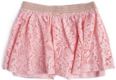 Юбка-шорты PlayToday для девочки - розовый