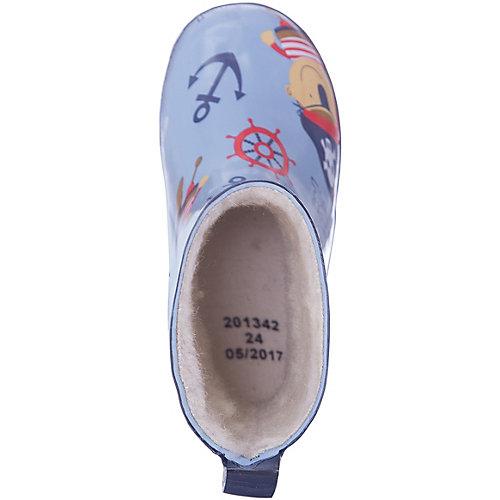 Резиновые сапоги Mursu - голубой от MURSU