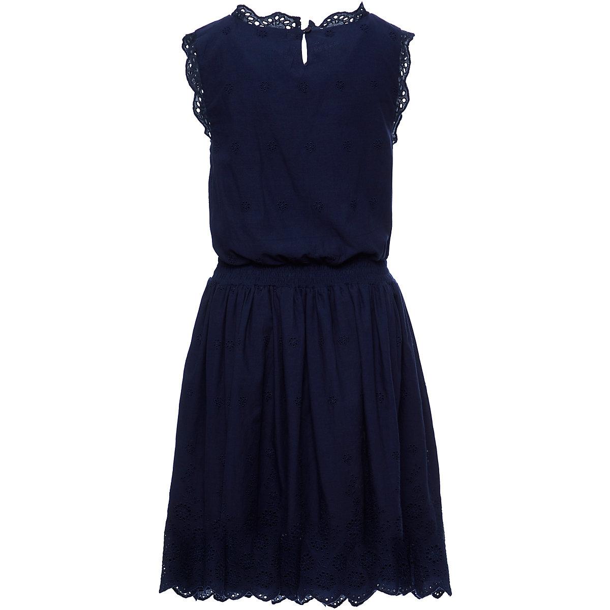 Kinder Kleid mit Lochstickerei, REVIEW for Teens | myToys