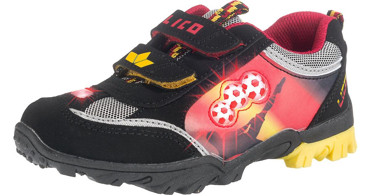 Sneakers SOCCER V Blinklies Gr. 27 Jungen Kinder