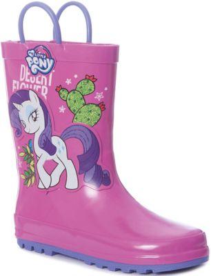 "Резиновые сапоги Kakadu ""My little Pony"""