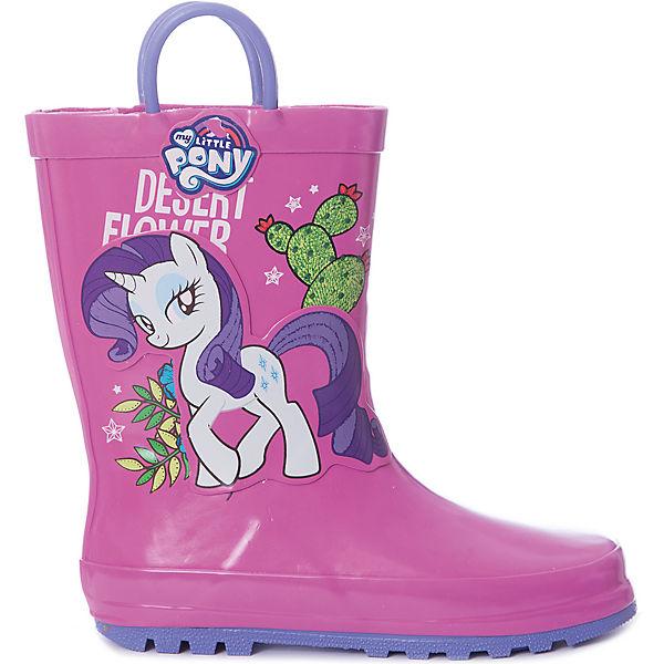 """Резиновые сапоги Kakadu """"My little Pony"""" для девочки"""