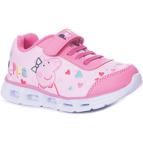 "Кроссовки Kakadu ""Peppa Pig"" для девочки"