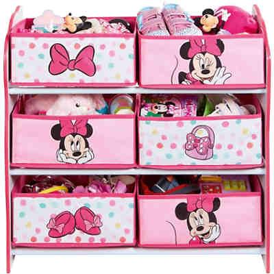 Kindersitzgruppe 3-tlg., Minnie Mouse, Punkte, Disney Minnie Mouse ...