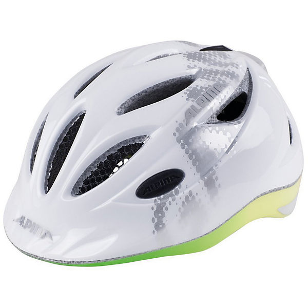 Fahrradhelm Gamma 2.0 flash white-rainbow 51-56