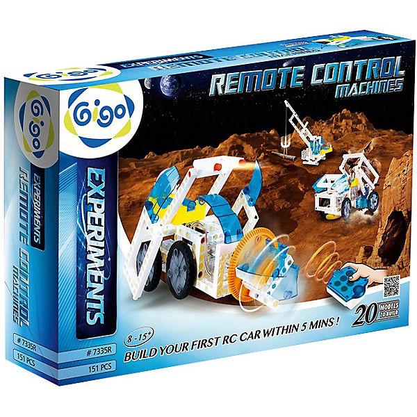 """Конструктор GIGO  """"Управляемые роботы 2"""""""