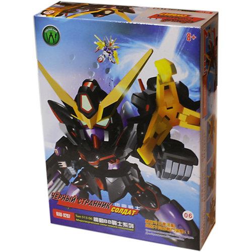 """Модель для сборки Gaoda """"Робот. Солдат Черный странник"""" от Gaoda"""