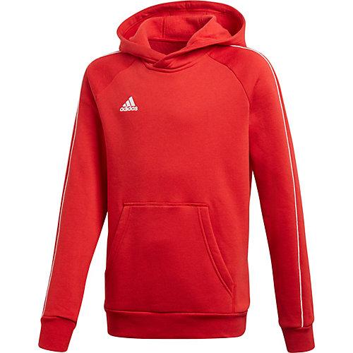 ADIDAS,ADIDAS PERFORMANCE Kinder Sweatshirt mit Kapuze Core 18 Gr. 140 | 04059322262265