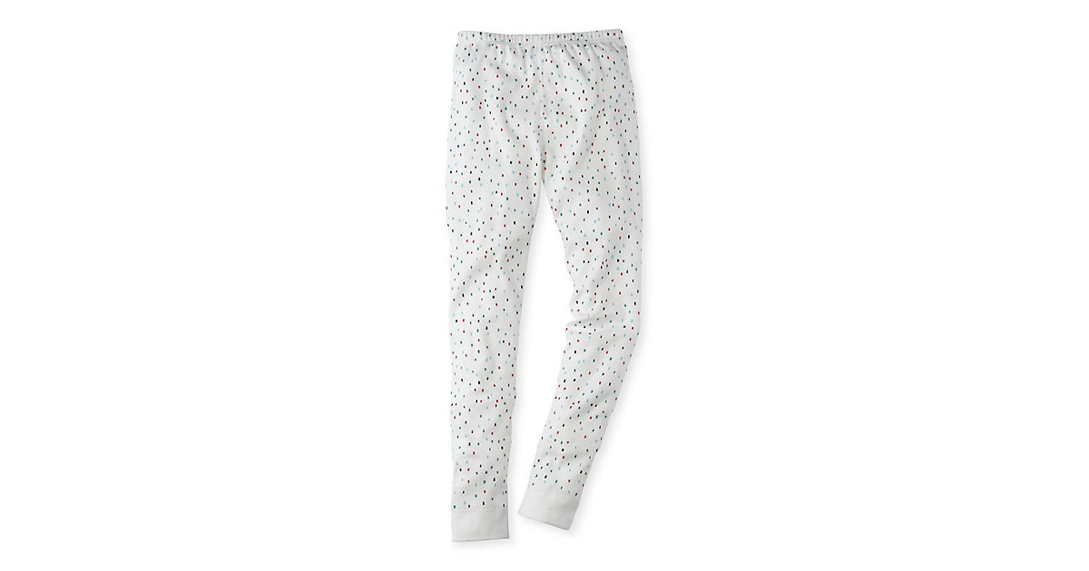 Kinder lange Unterhose aus Bio-Baumwolle Gr. 15...