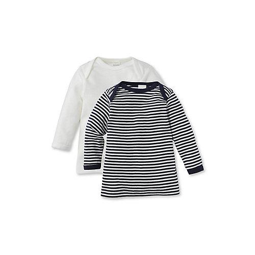 hessnatur Baby Unterhemd aus Bio-Baumwolle 2er-Pack Gr. 74/80 jetztbilligerkaufen