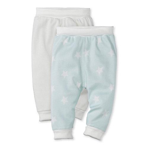 hessnatur Baby Wohlfühlhose aus Bio-Baumwolle 2er-Pack Gr. 86/92 jetztbilligerkaufen
