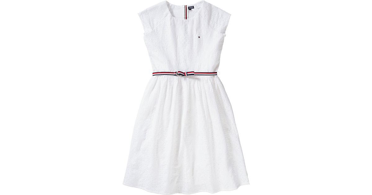 Tommy Hilfiger · Kinder Kleid Gr. 176 Mädchen Kinder