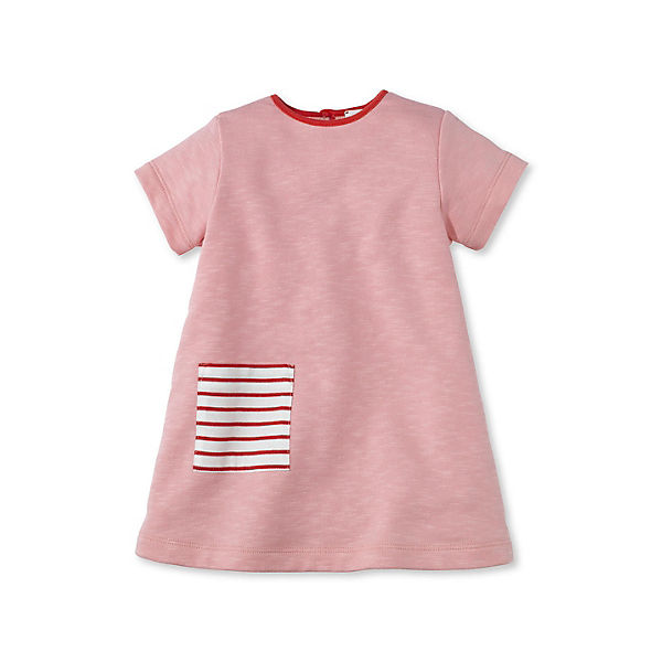 Baby Kleid aus Sweat in A-Linie