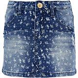 Юбка джинсовая Button Blue для девочки