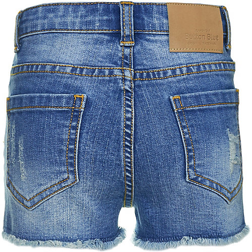 Шорты джинсовые Button Blue - голубой от Button Blue