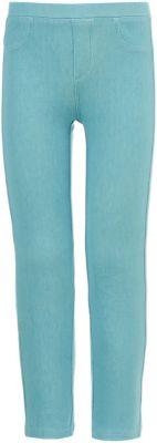 Леггинсы Button Blue для девочки - бирюзовый