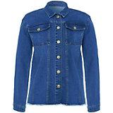 Джинсовая рубашка Button Blue