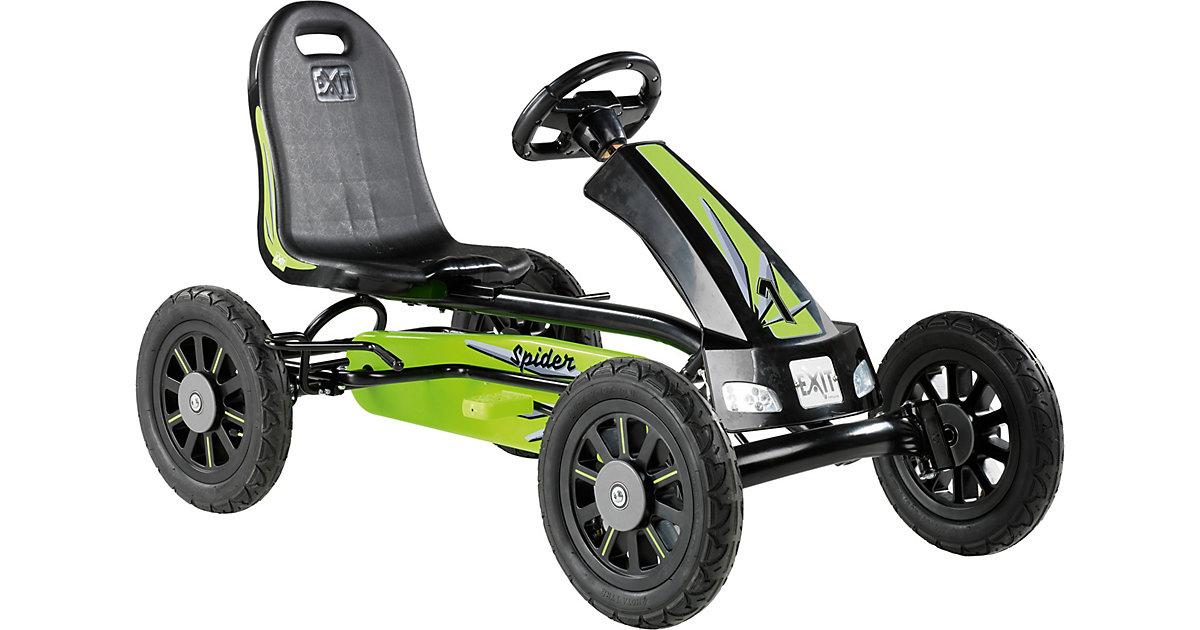 Go-Kart Spider, grün
