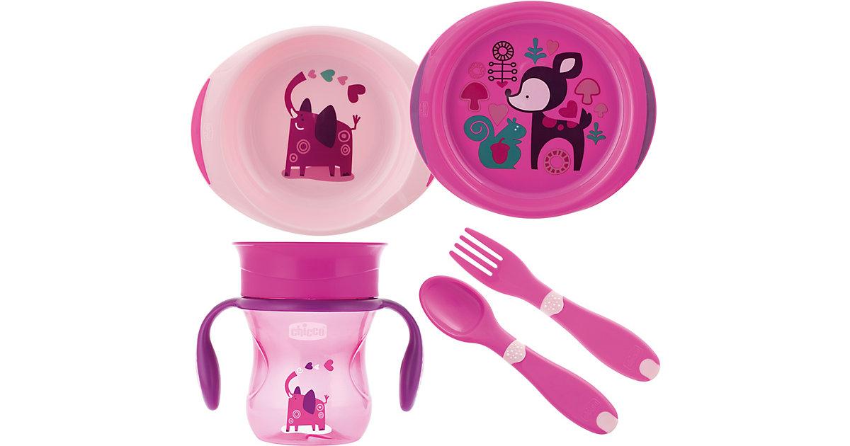 Foto 3 Geschenkset pink, 4-tlg