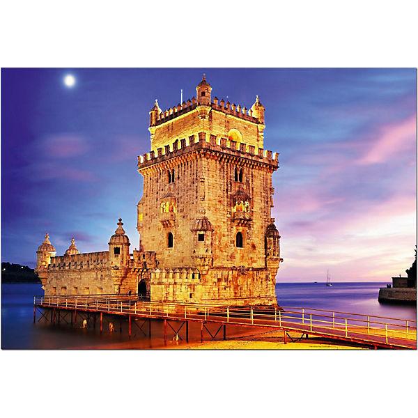 "Пазл Educa 1000 деталей   ""Башня Белен. Лиссабон"""