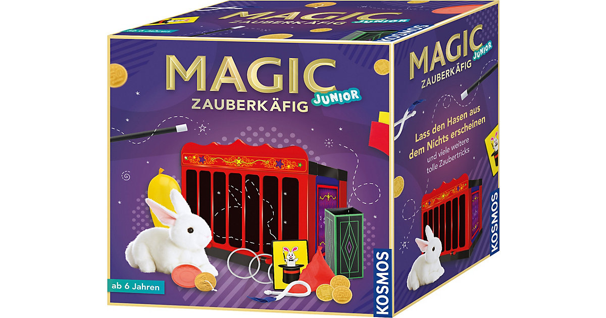 Magic Zauberkäfig