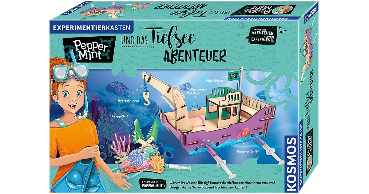 Image of KOSMOS Pepper Mint und das Tiefsee-Abenteuer Experimentierkasten