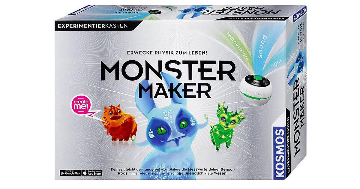 Kosmos · Monster Maker (Experimentierkasten)