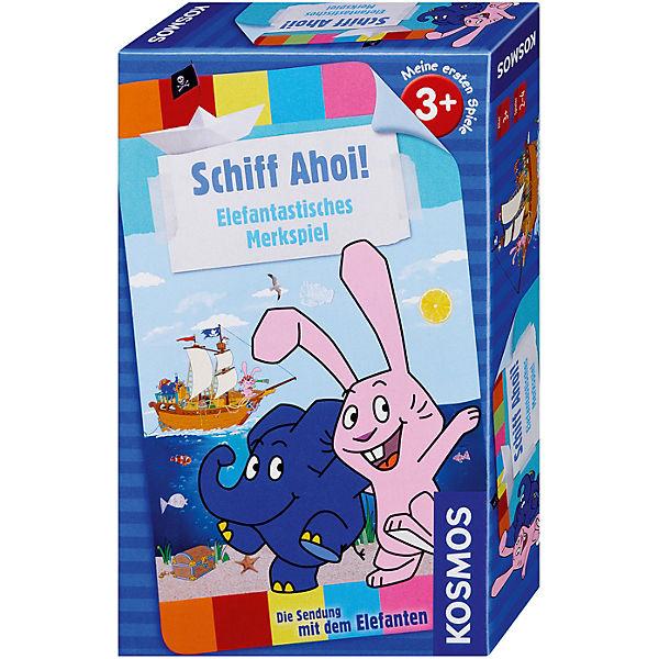 huge selection of e087b b4751 Schiff Ahoi - Die Sendung mit dem Elefanten, Kosmos