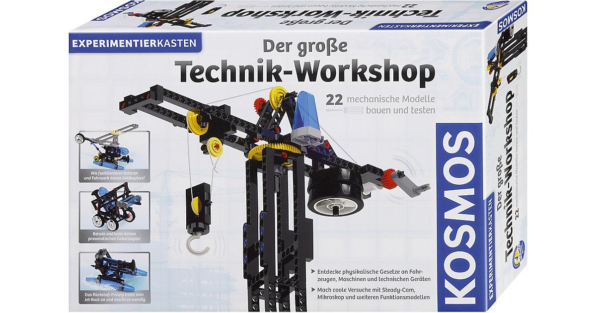Kosmos · Der große Technik Workshop