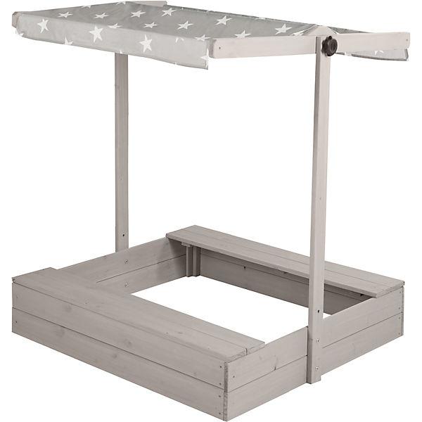 sandkasten mit dach roba mytoys. Black Bedroom Furniture Sets. Home Design Ideas