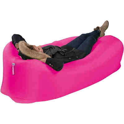 "Luftsofa ""Lounger to go"", pink"