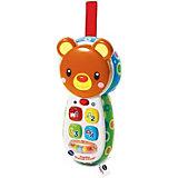 """Детский телефон Vtech """"Отвечай и играй"""" со светом и звуком"""