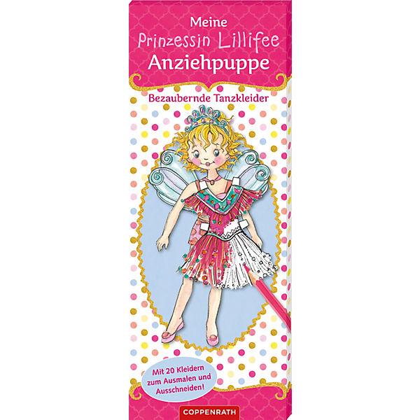 Meine Prinzessin Lillifee Anziehpuppe: Bezaubernde Tanzkleider, Prinzessin Lillifee