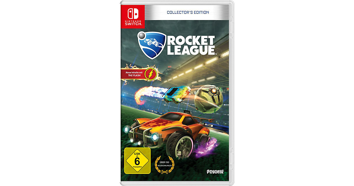 Nintendo Switch Rocket League Collector´s Edition