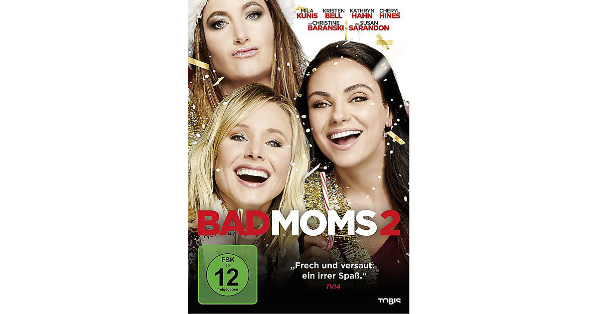 DVD BAD MOMS 2