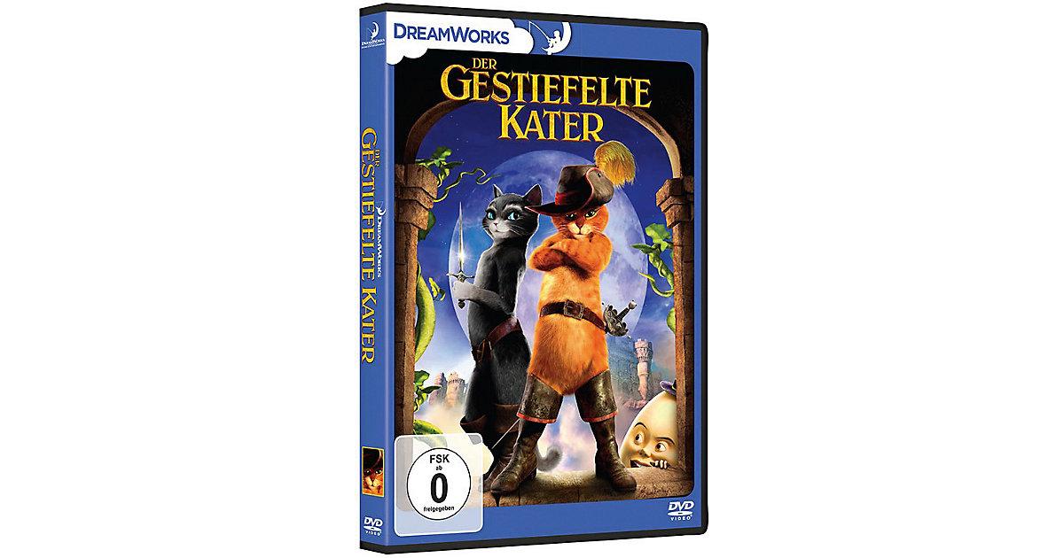 DVD Der gestiefelte Kater