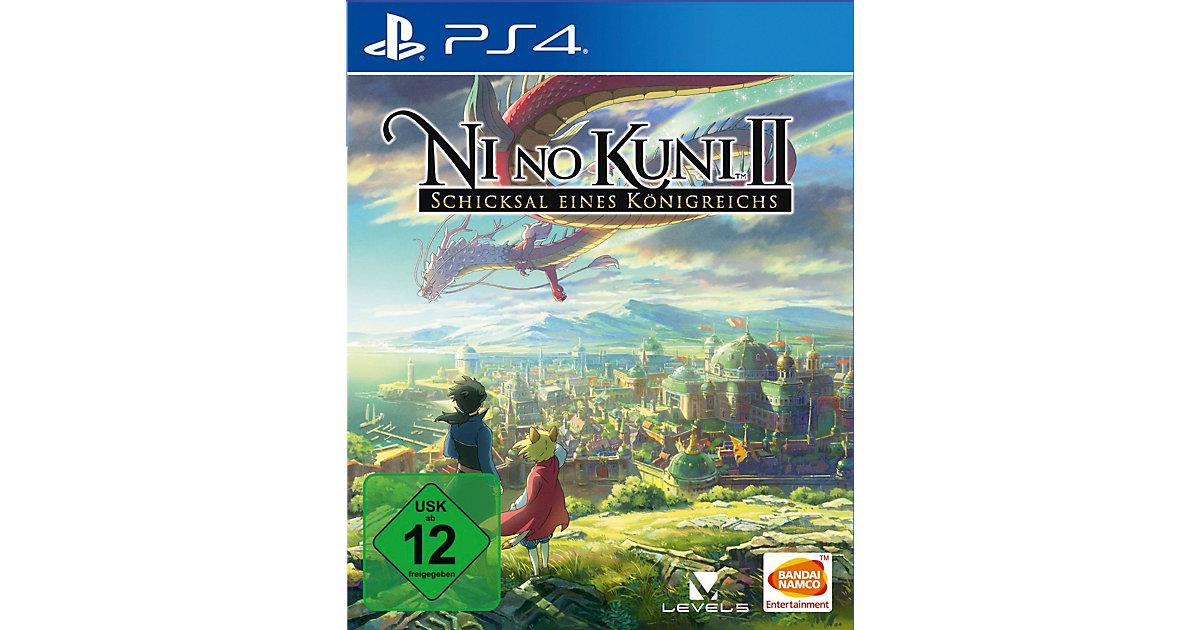 PS4 Ni No Kuni 2 - Schicksal eines Königreichs
