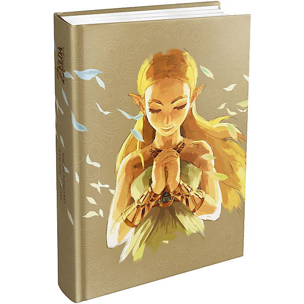 Lösungsbuch Legend of Zelda: Breath of the Wild - Das offizielle Lösungsbuch (Collector's Edition)