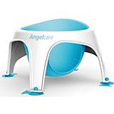 Сиденье для купания Bath ring голубое