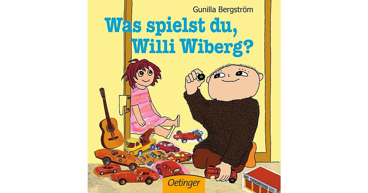 Willi Wiberg: Was spielst du, Willi Wiberg?
