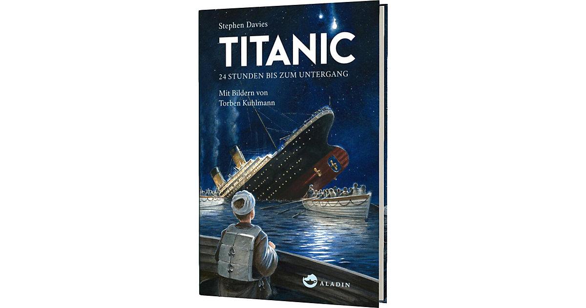 Titanic - 24 Stunden bis zum Untergang