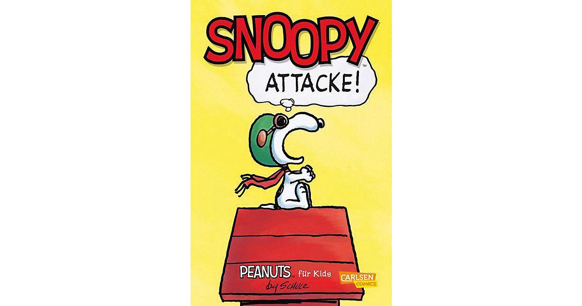 Peanuts Kids: Attacke! Kinder