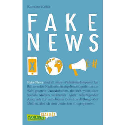 Carlsen Klartext: Fake News