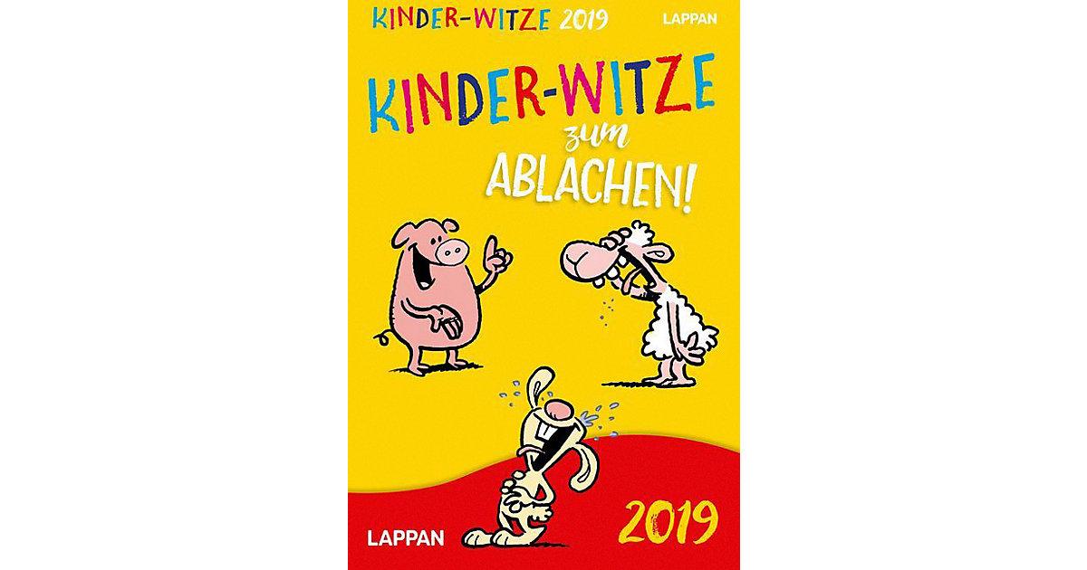 Kinder-Witze Tageskalender 2019