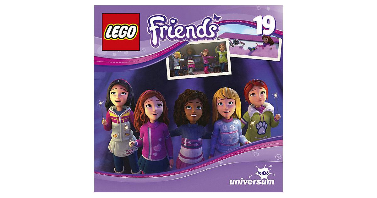 CD LEGO Friends 19 - Vergangenheit - Gegenwart - Zukunft
