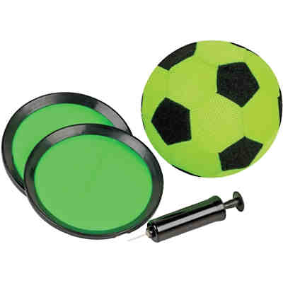 Kick & Stick Indoor-Fussball-Set