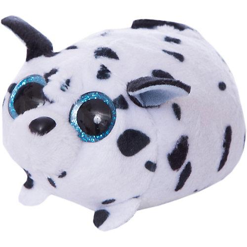 Мягкая игрушка Abtoys Долматинец белый с черными пятнами, 10 см от ABtoys